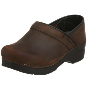 best dansko professional brown