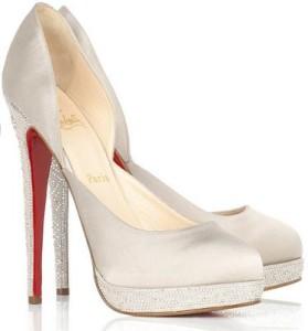 best designer wedding shoes
