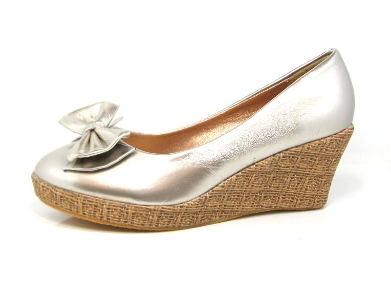 Silver Dress Shoes - Dansko Professional