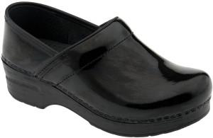 dansko professional patent shoe