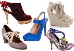 tips shoe shopping online